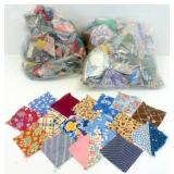 Very Vintage Quilt Fabric Shapes & Squares