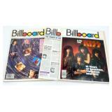 3 Special Issues Billboard Magazines - Kiss 15