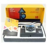 Kodak Instamatic X-15 Color Outfit Camera in Box