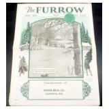 The Furrow by John Deere - 1930, Fisher Bros Co.,