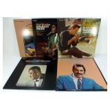 5 Country Record Albums LP