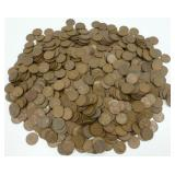 775+ Lincoln Wheat Cents