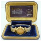 Bulova 23 Jewel Automatic Wristwatch - Works