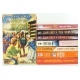 Vintage Zane Grey Book Lot