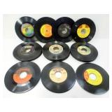 Assorted 45 RPM Records - Newer