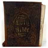 Large Antique Bible