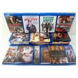 * 25 Blu-Ray Movies - All Rated R or Unrated