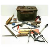 * Saw Set & Tools in Ammo Box