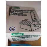 RCBS powder Master electronic powder dispenser