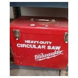Milwaukee heavy duty circular saw