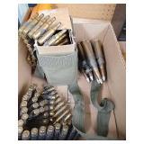 Group of belted ammunition M14?