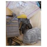 Large collection of ammunition holders and