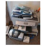 HP officejet 6210 all-in-one copy, scanner, fax,