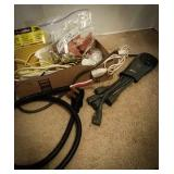 4 prong 220 pigtail, new, power centre 5 adapter,