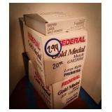 Federal gold medal match gm210m large rifle