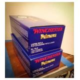Winchester primers large rifle for standard