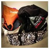 Reusable market bag, reusable shopping bags, tote