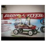 Radio flyer classic red wagon model number 18 new