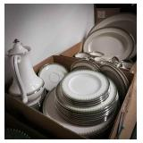 Vintage Pickard China in the Marquis design