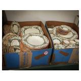 Large selection of Royal Worcester made in