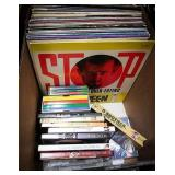 Selection of 33 records including Olivia