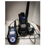 Motorola walkie talkies set with charger