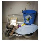 Wilton butterfly cake pan, serving tray, serving
