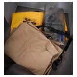 Sealline See 20 and Sealline Baja 55 dry bags and