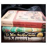 Reloading books including the Hornady handbook
