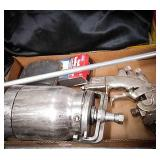Sharpe stainless steel model 775 painting gun