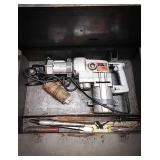 Skil roto Hammer 736 in original metal box with