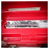 Snap-on  torque wrench in original box goes from