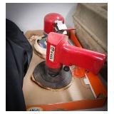 Pneumatic Mac tool buffer and smaller pneumatic
