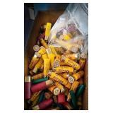 Large selection of a variety of shotgun shells