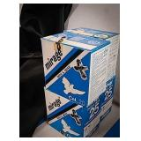 Four boxes of 20 gauge dove and quail mirage