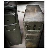 Tuscany ammunition box with lead contents