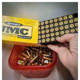 45 auto ammunition including Remington and others