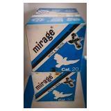 4 boxes of Devon quail mirage 20 caliber