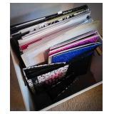 12 x 12 craft / scrapbooking paper, two scrapbook