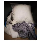 Queen-size sheet set mattress topper queen-size,
