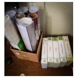 Cricut light project packs including cupcake