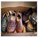 Ladies footwear by born three pears, an Antonio