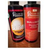 Alliant powder bullseye smokeless pistol powder 4