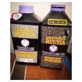 Savutonta Ruutia vihtaVuori smokeless powder in