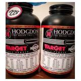 Hodgdon varget rifle powder small extruded grain,