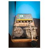 Telegraph machine from Beesley, WS