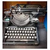 Woodstock number four antique typewriter from the