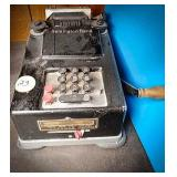 Remington Rand antique counting machine