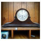 Ansonia clock company key wound clock with key