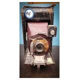 F.P.K. automattic Kodak collapsible camera with